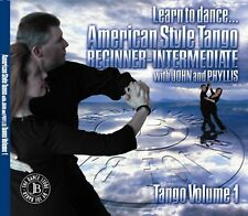 American Style Tango Volume 1: Beginner-Intermediate