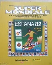 SUPERMONDIALE=SPAGNA 1982=RIPRODUZIONE ALBUM PANINI=MUNDIAL DA FAVOLA
