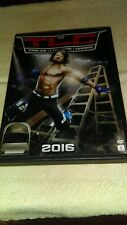 WWE TLC TABLES/LADDERS AND CHAIRS 2016 DVD LIKE NEW VIEWED ONCE