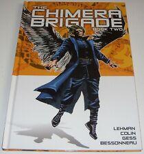 The Chimera Brigade: Book 2: Titan Graphic Novel Hardback 2015 Serge Lehman Gess