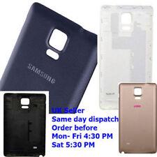 4 N910 Samsung Galaxy Note Cubierta Trasera de Carcasa de batería trasera OEM 4 N9100 Note