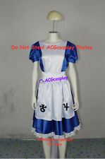 Alice Cosplay Costume dress from Alice Madness Returns cosplay