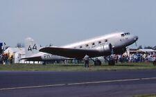 Original 35mm Aircraft slide Douglas DC-3C  Aeroplane  #67