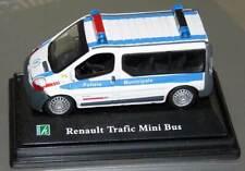 Renault Trafic Polizia Municipale 1:72 (Italy) Hongwell / Cararama very rare MIB