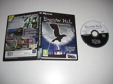 Barrow Hill-Maldición de los antiguos Círculo PC DVD ROM Fo-Envío rápido