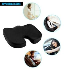 Memory Foam U-Type Chair Seat Cushion Coccyx Orthopedic Pain Relief Pillow Pad