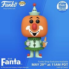 CONFIRMED ORDER: Fanta Clown #57 Funko Shop Exclusive Funko Pop