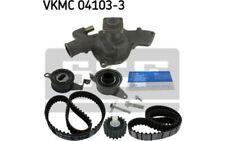 SKF Bomba de agua + kit correa distribución FORD FIESTA ESCORT VKMC 04103-3
