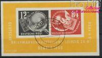 DDR Block7 gestempelt 1950 DEBRIA in Leipzig / Bl.7 (8844061
