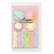 1PC Cat Rabbit Sheep Memo Pad Week Plan Memo Sticky Note Office School Supplies