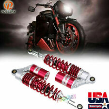 "14"" 360mm Motorcycle Air Shock Absorber Fit For Honda Kawasaki Aprilia Suzuki"