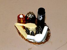 Dollhouse Miniatures, Deluxe Hair Care Tray, Hudson River