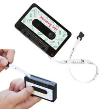 Un mètre dans une cassette audio vintage 1,5 mètre /60 pouces - Ruban mesurer