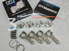 CP CARRILLO PISTON AND SA ROD KIT FOR MAZDA MIATA1.8L BP-4W/Z3/ZE  84mm  9.0:1