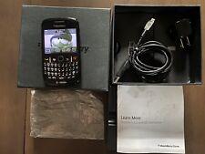 BlackBerry Curve 8520 - Black (T-Mobile) Smartphone