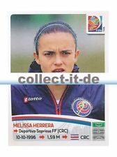 Panini Frauen WM World Cup 2015  - Sticker 399 - Melissa Herrera