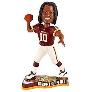 Robert Griffin III Washington Redskins Pennant Base (2013) Bobblehead NFL