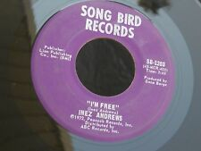 1SR SONG BIRD 1203 INEZ ANDREWS GENE BARGE DONT MOVE THE MOUNTAIN IM FREE