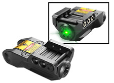 Hawk Gazer Tactical Low Profile Compact Green Laser Hg-Lg-9
