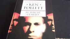 """Libro Ken Follet  """"El tercer gemelo"""""""