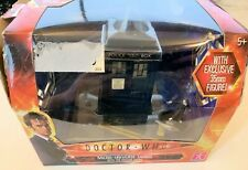 Doctor Who Micro Universe Tardis with Doctor Figure