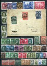 Steckkarte(n) mit Briefmarken aus Sammlernachlass-ansehen/lesen