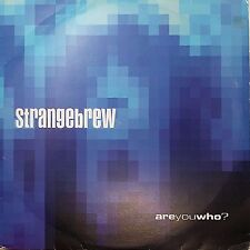 "Strangebrew - Are You Who? (2x12"", 1998, Pleasure) Mr Scruff/Fila Brazillia"