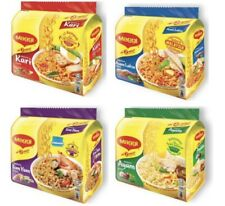 MAGGIE NOODLES. Ready in an instant.