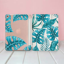 Tropical iPad 10.2 Pro 12.9 Case iPad Pro 9.7 Cover Floral Flowers Air 2 Mini 3