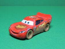 Dirt Lightning Flash McQueen voiture Cars Disney Pixar Mattel diecast metal
