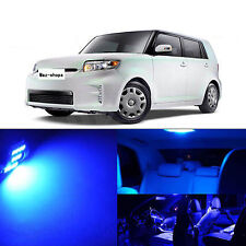 8Pcs Premium Blue LED Lights Interior Package Kit for Scion xB xD 2008-2015
