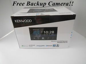 """For Nissan 350Z 2003-2008 Kenwood DDX5707S 6.8"""" DVD CarPlay Android Auto BT"""