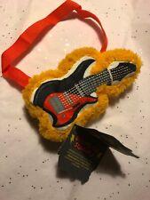 BarkBox MASTER OF PUPPIES Guitar Musician Puppets Dog Toy Bark & Co Bark Box NEW
