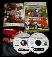 VIVA PINATA FORZA MOTORSPORT 2 XBOX 360 Versione Italiana ••••• COMPLETO