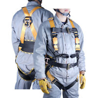 Full Body Harness Fall Protection Equipment for Construction Industrial Roofing