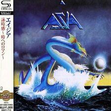 RARE CD IMPORT JAPON SHM-CD + OBI / ASIA ( FIRST ALBUM )