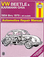 Beetle Car Service & Repair Manuals