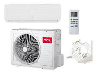 TCL Split-Klimaanlage-Set | TAC-09CHSD/XA21 QC | 9000 BTU | 2,6 kW