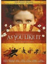 as You Like It 0883316769959 With Takuya Shimada DVD Region 1