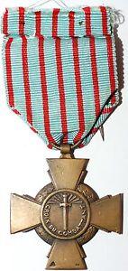 Decoration militaire Croix du Combattant
