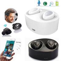 TWS True Wireless Bluetooth Stereo Headphones Earphones Earbuds In-Ear Headset