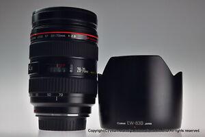 ** Near MINT ** Canon EF 28-70mm f/2.8L USM