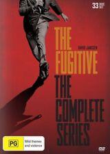 The Fugitive The complete DVD Box Set 33-Disc Set R4
