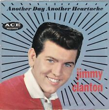 """Jimmy Clanton """"Another Day Another Heartache"""" Ace 8006 Record (NM) & PS (VG+)"""