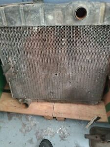 1955-'56 Chrysler, Imperial and DeSoto radiator