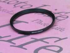 60mm to 62mm Stepping Step Up Filter Ring Adapter 60mm-62mm