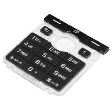 Noir Clavier Touches Boutons Pour Sony Ericsson K750i Original