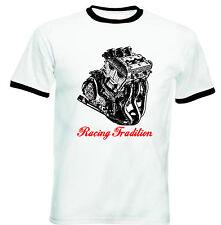 BENELLI Tornado Tre Engine-nueva Camiseta Algodón-todos Los Tamaños En Stock