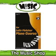 New The Leila Fletcher Piano Course Book 3 Music Tuition Book