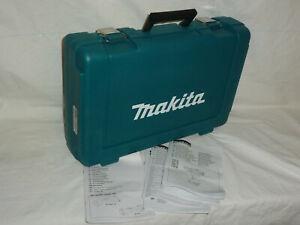 makita Leerkoffer  Box 6271DWALE Akkuschrauber Taschenlampe